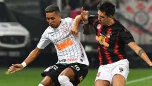 Pedrinho Corinthians Deportivo Lara Sudamericana 23052019