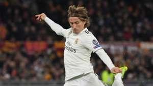 Luka Modric Roma Real Madrid UCL 27112018