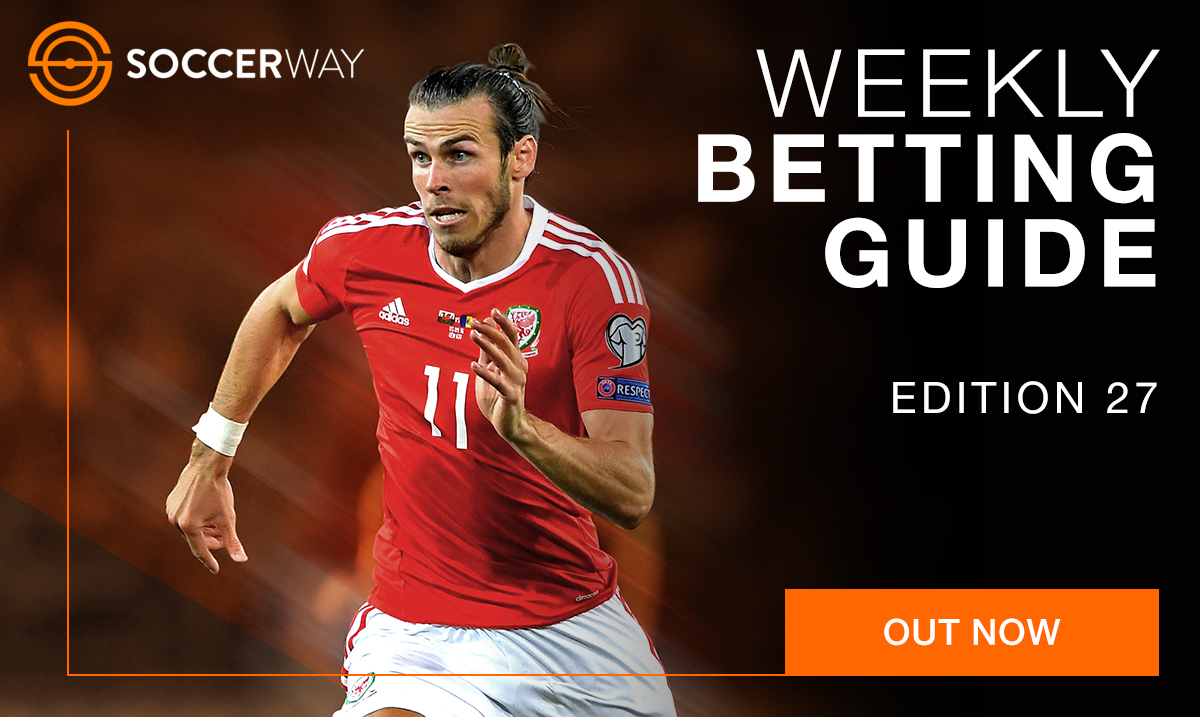 GFX Soccerway betting guide edition 27