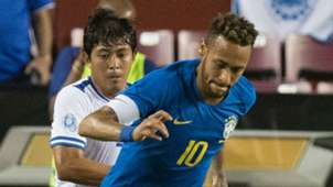 Neymar Brazil Guatemala
