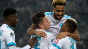Florian Thauvin Clinton N'Jie Marseille Toulouse Ligue 1 24092017
