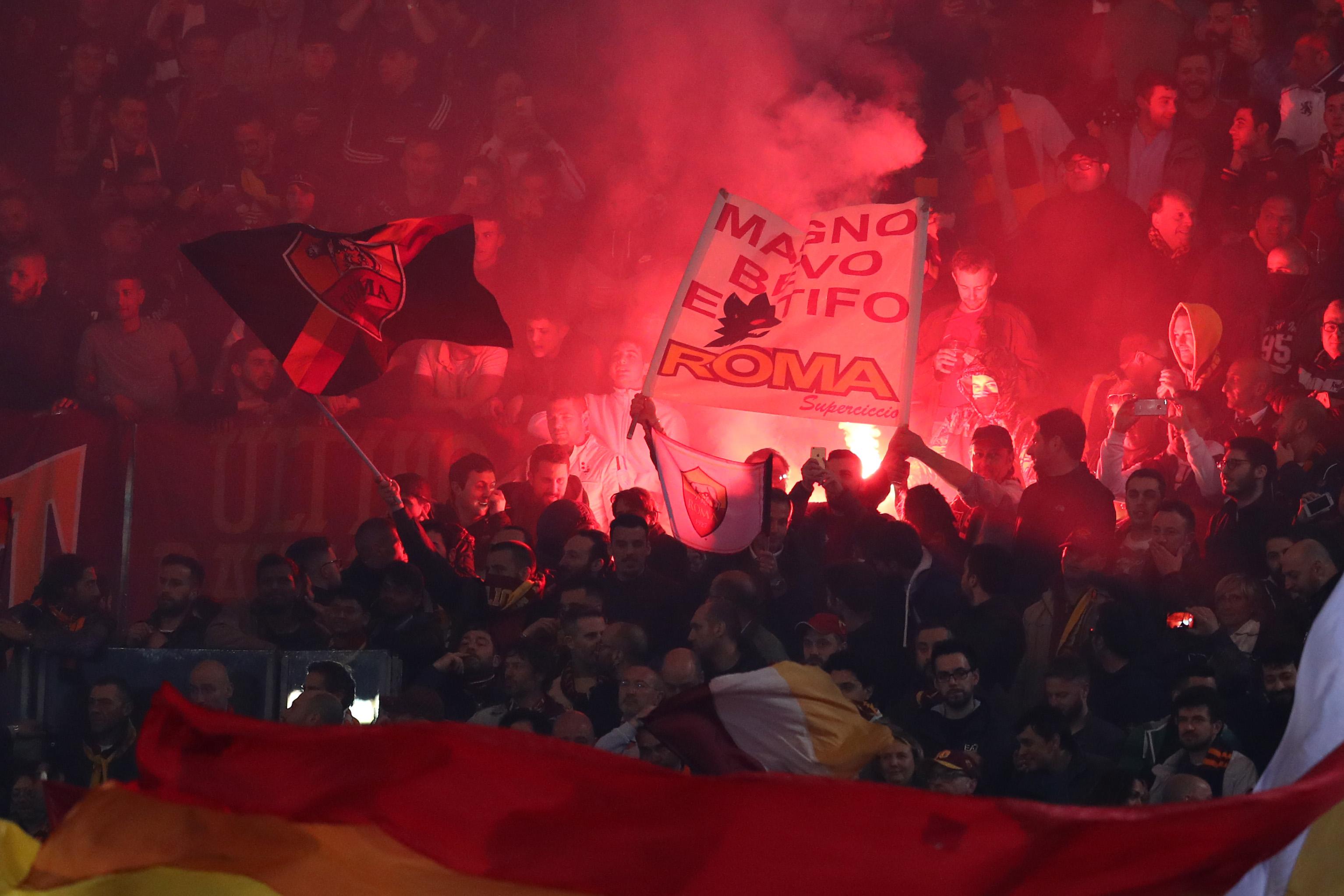 Roma vs Barcelona fas