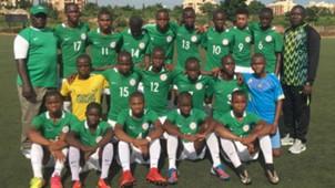 Nigeria U15