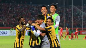 Selebrasi Malaysia U-19
