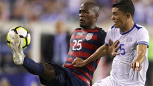 Darlington Nagbe USA Gold Cup