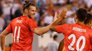 Bale Asensio Real Madrid Roma ICC 2018