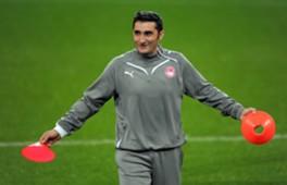Ernesto Valverde Olympiakos