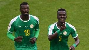 Mbaye Niang & Idrissa Gueye - Senegal