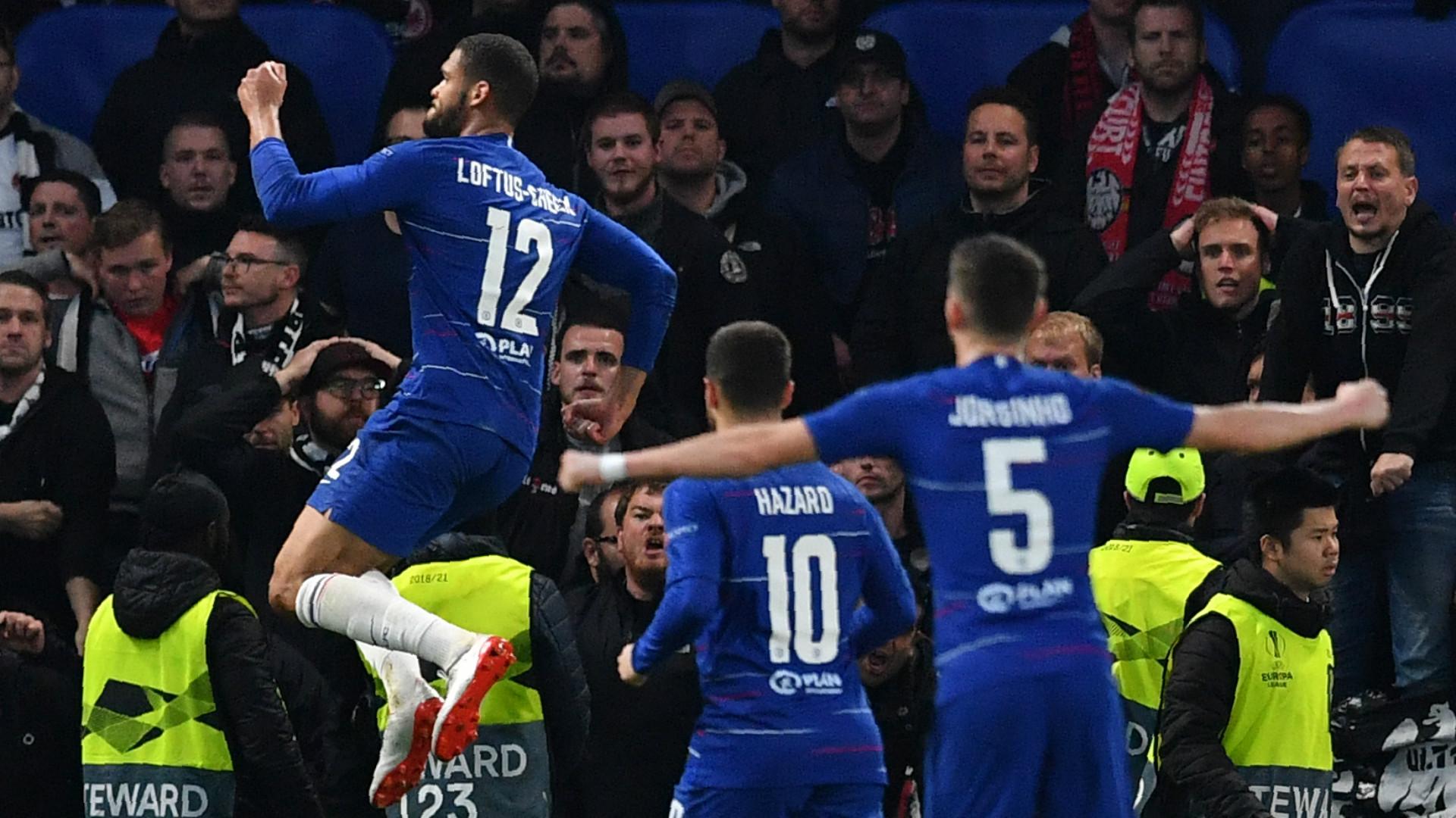 Ruben Loftus-Cheek Chelsea 2018-19