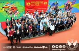 Selangor FA workshop participants, 06082018