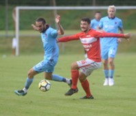 Yusuf Yazici Trabzonspor Spartak Moskva Friendly Game 07/20/18