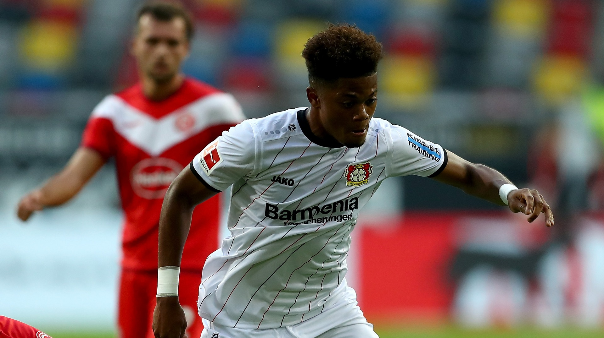 Leon Bailey Bayer Leverkusen 26092018