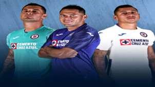Uniformes Cruz Azul Apertura 2019