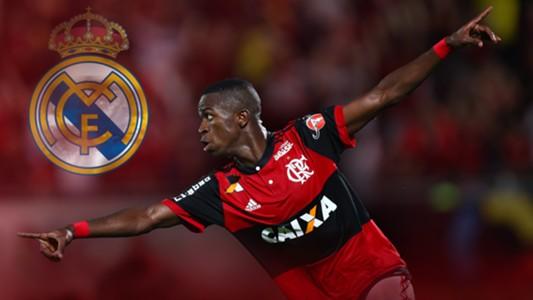 GFX Vinicius Junior Real