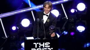 Modric - The Best Fifa - 24/09/218
