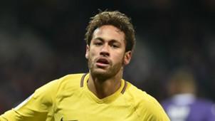Neymar PSG Toulouse