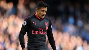 Alexis Sanchez Arsenal Manchester City