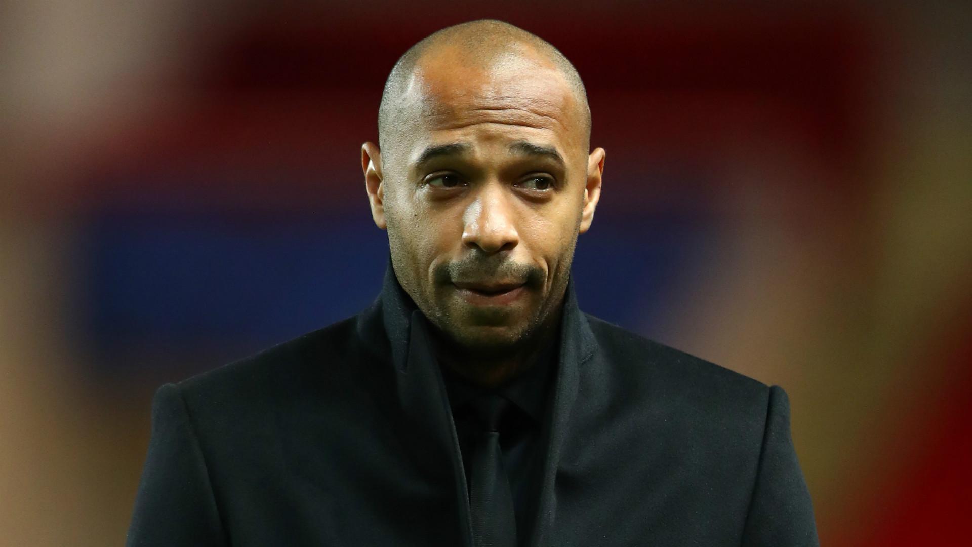 Thierry Henry Monaco 2018-19