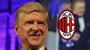 Arsene Wenger, AC Milan