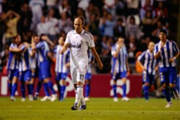 Deportivo de La Coruña Vs Real Madrid