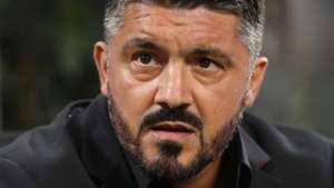 Gattuso Milan Roma Serie A