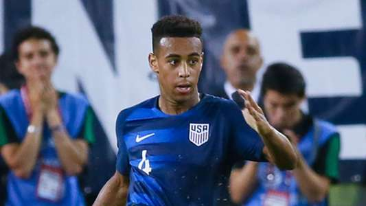 Tyler Adams USMNT Mexico 09112018