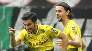 Nuri Sahin Borussia Dortmund 2017