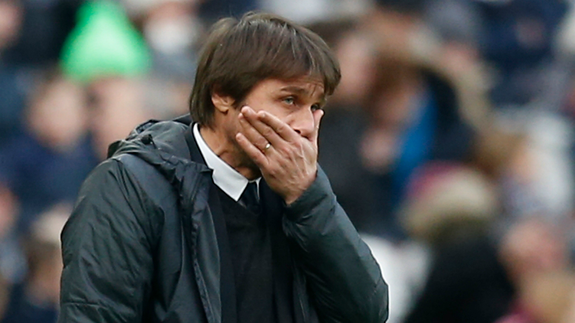 What now, Antonio?! Chelsea's lousy title defence appears over already