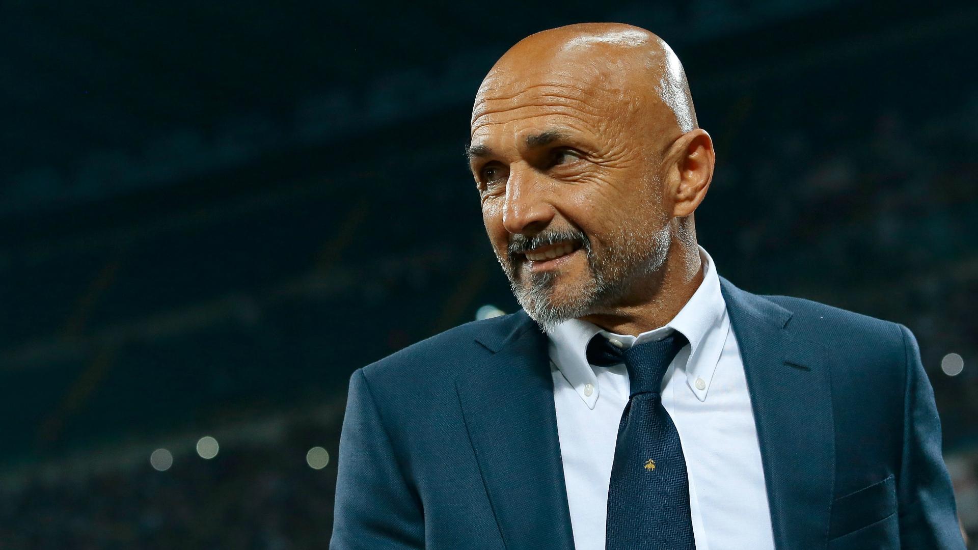 Luciano Spalletti Inter Fiorentina