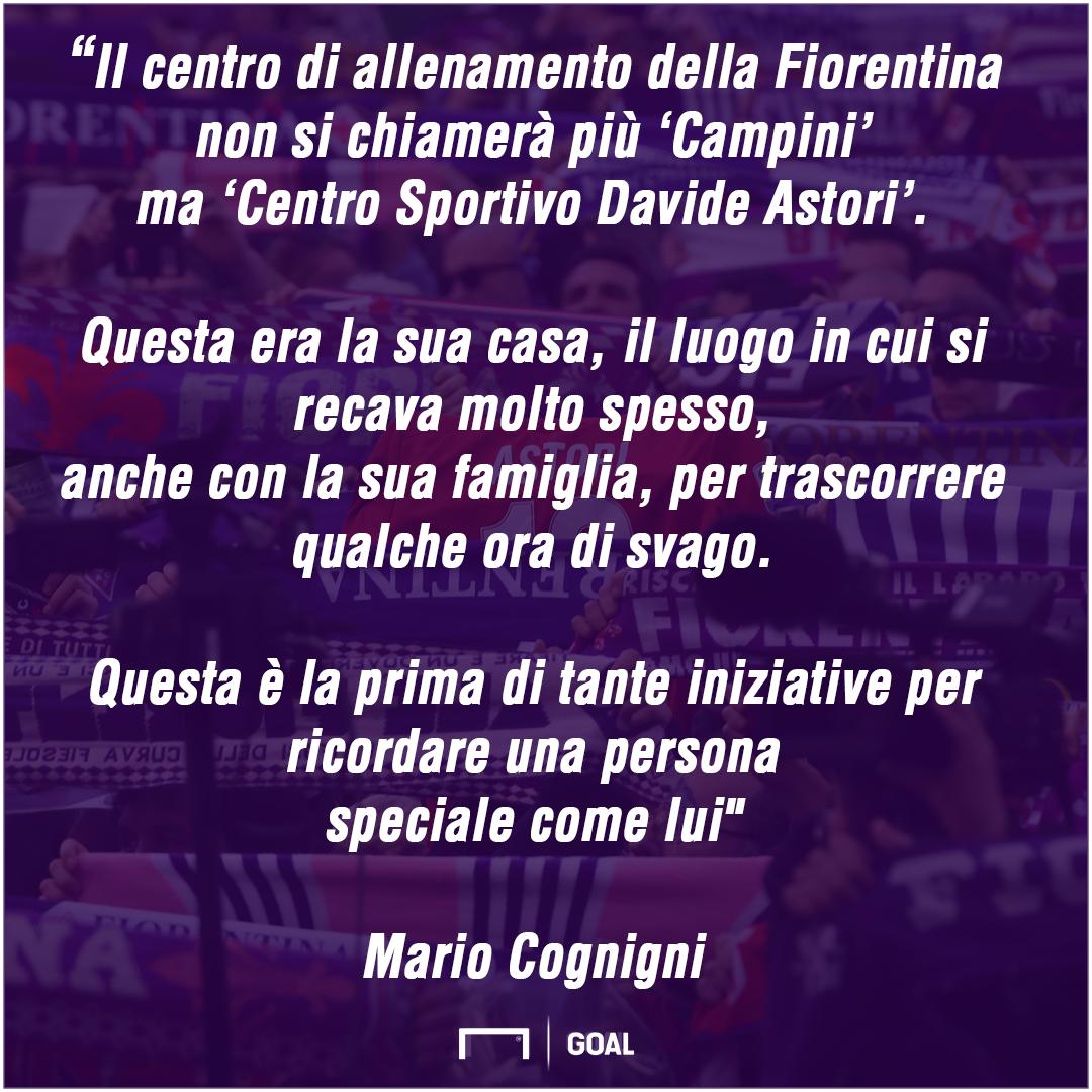 Cognigni Astori Fiorentina PS