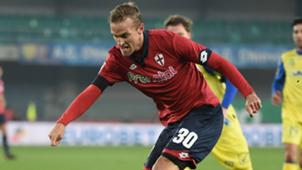 Luca Rigoni Chievo Genoa Serie A 05122016