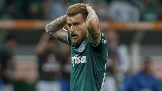 Lucas Lima Palmeiras Boca Libertadores 31 10 2018