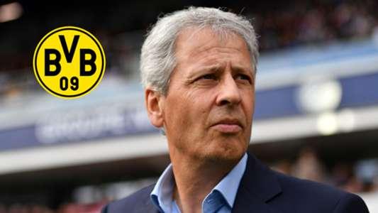 GFX Lucien Favre Borussia Dortmund BVB