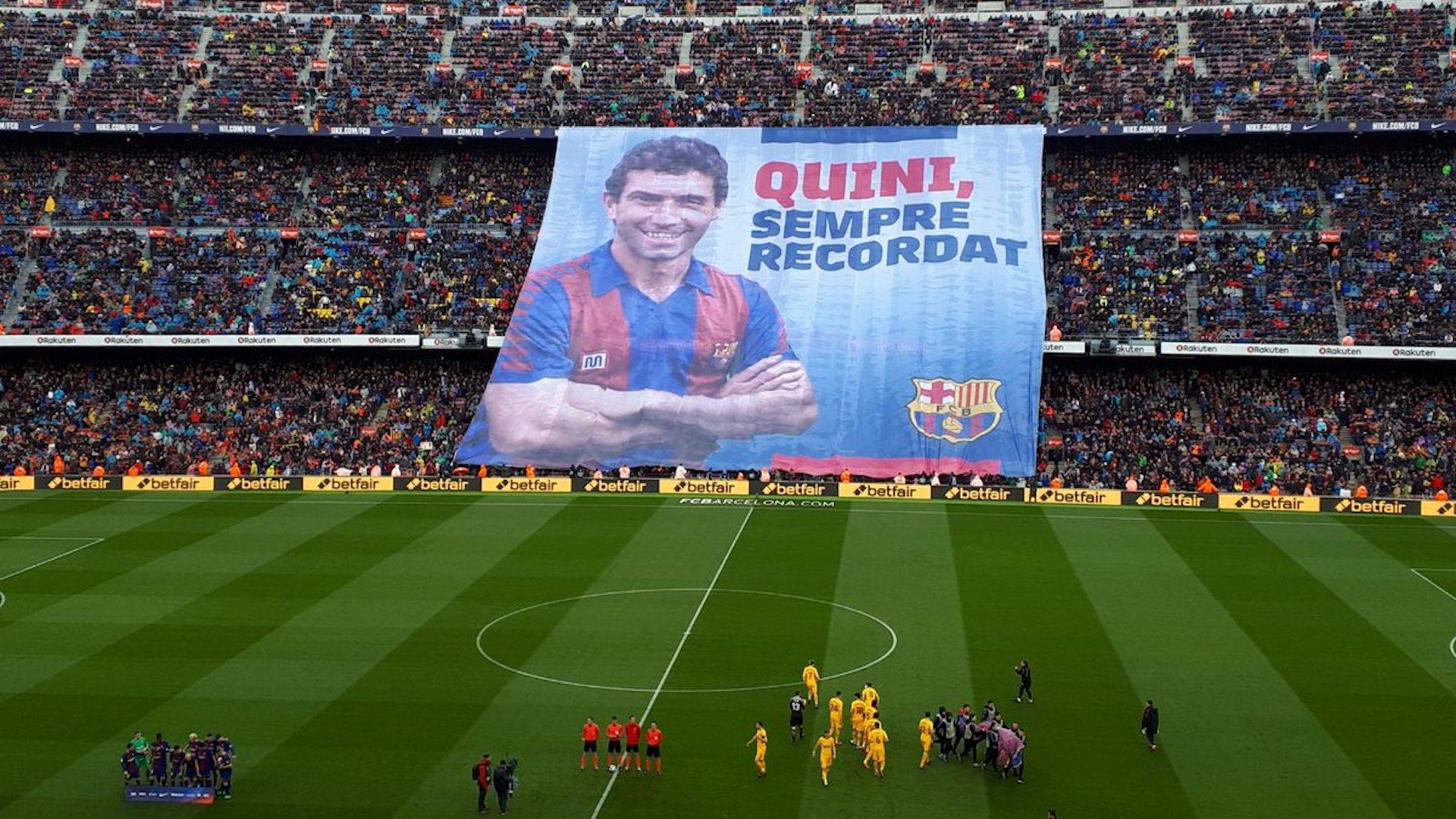 Quini Barcelona Atletico