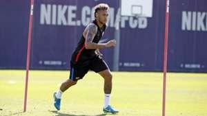 Neymar Barcelona training 17072017