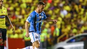 Arthur Barcelona SC Gremio Copa Libertadores 25102017