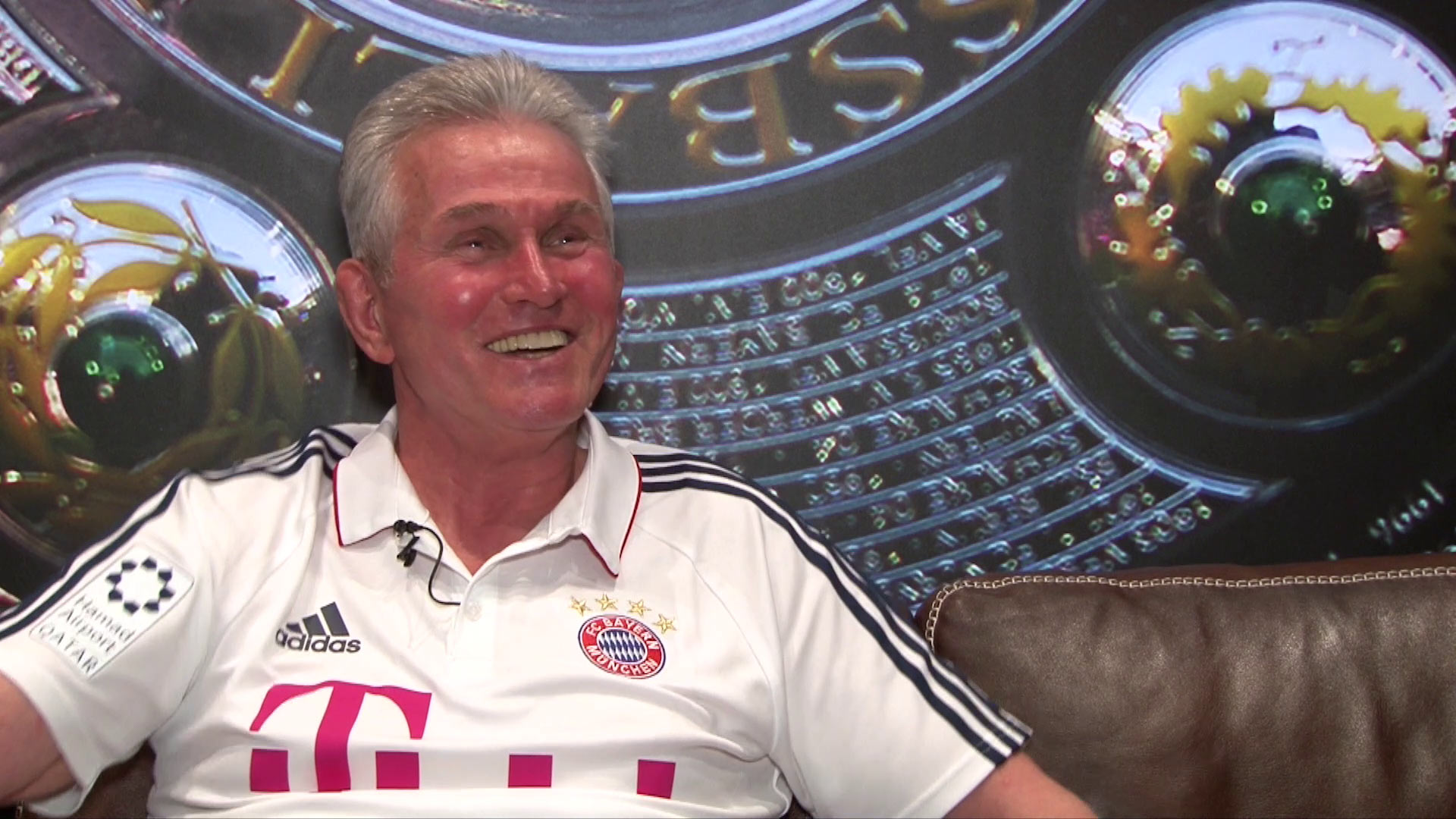 Jupp Heynckes exclusive