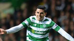 Tom Rogic Celtic v Borussia Monchengladbach Champions League 19102016