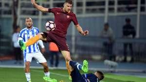 Dzeko Pescara Roma Serie A