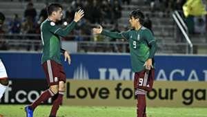 México vs Saint Martin Premundial Sub 20