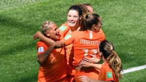 Dominique Bloodworth Netherlands World Cup