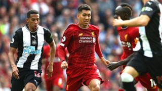 Roberto Firmino Liverpool Newcastle 140919