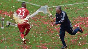 Carlo Ancelotti Arturo Vidal FC Bayern 20052017