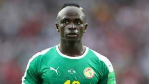Sadio Mane Senegal 2018