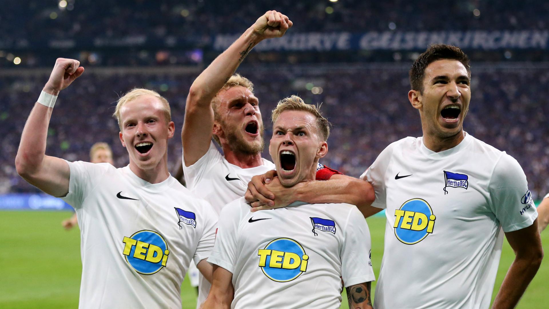 Ondrej Duda Hertha BSC FC Schalke 04 02092018