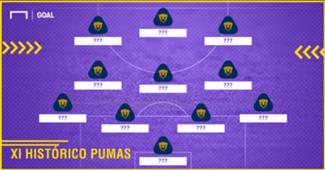 XI histórico Pumas