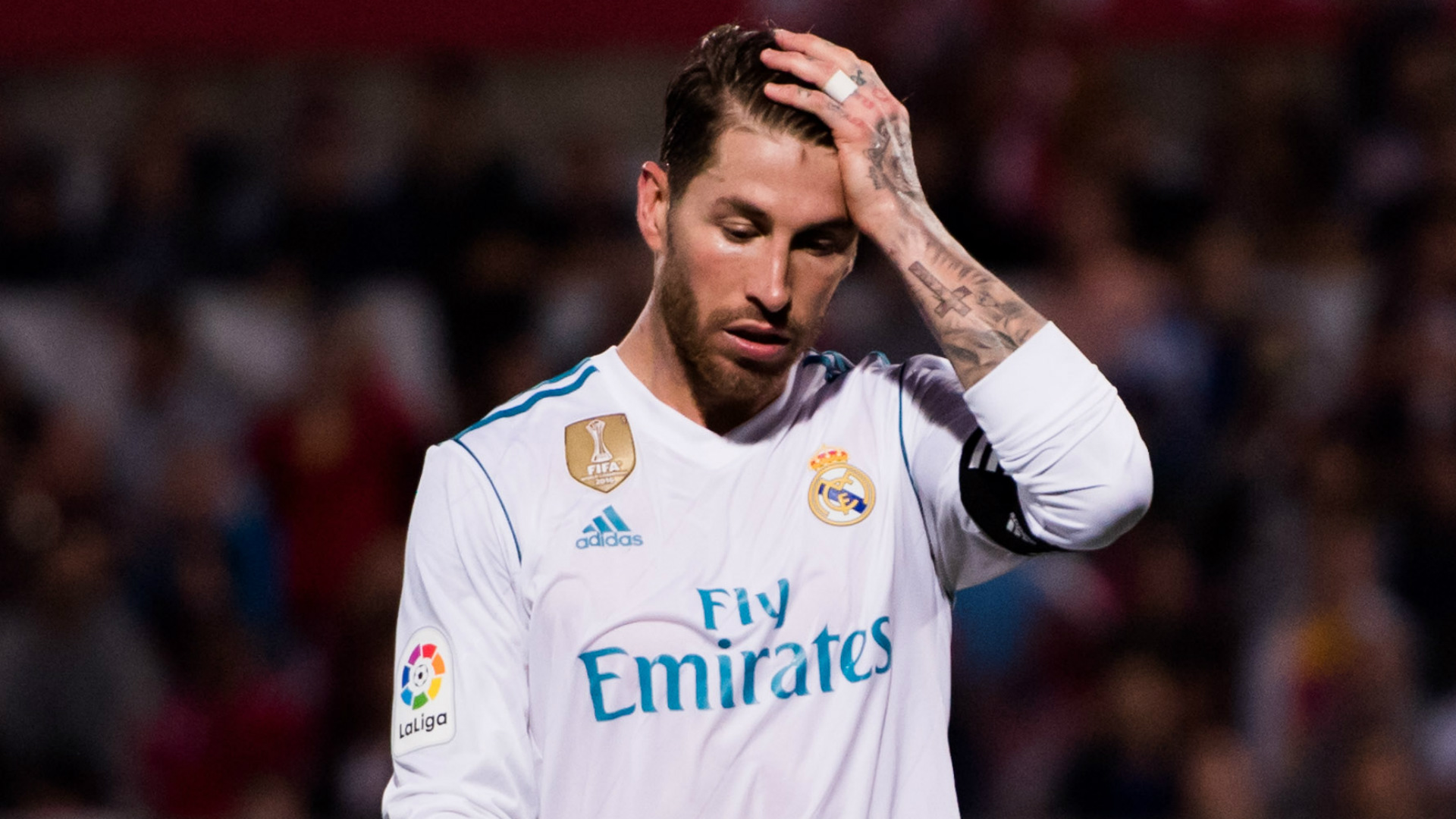 Ramos wants Barcelona to stay in La Liga amid Catalonia fight for independence