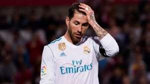 Sergio Ramos Real Madrid 2017