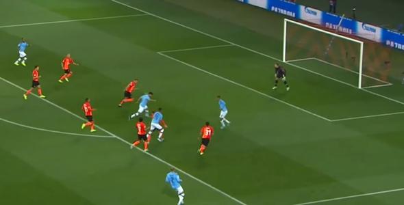 VIDEO-Highlights, Champions League: Schachtjor Donezk - Manchester City 0:3