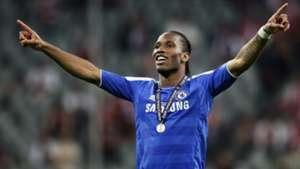 Didier Drogba Chelsea 19052018